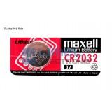 BAT. Gombíková CR2032 3,0V MAXELL