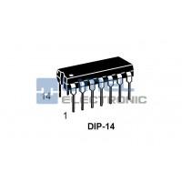 4025 CMOS DIP14