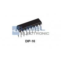4051 CMOS DIP16
