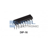 4052 CMOS DIP16