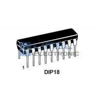 TDA1524A DIP18 -PHI-