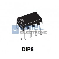 LM393 (LM393N, LM393P) DIP8