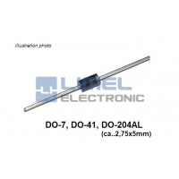 1N4007  DO41 Si-Dioda