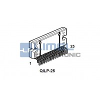 TDA7386 QILP25 -STM-