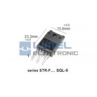 STRF6653 SANKEN 5PIN