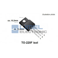 IRF9620 & SFS9620 TO220F-3pin-ISOL -Fairchild-