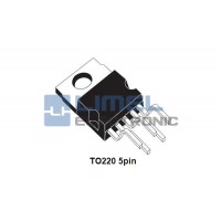 TDA2003A TO220-5PIN -STM-