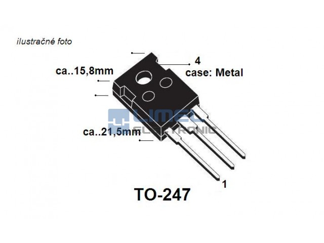 H20R1203 & IHW20N120R3 TO247-3PIN | LIMEL electronic
