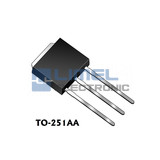 FQU11P06 TO251AA SMD