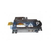 VAM1201/VAM1202 optika+mechanika, (čierny unášač disku bez drážok),